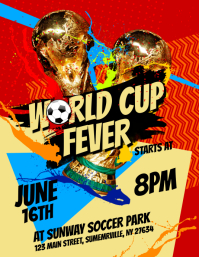 World Cup Flyer