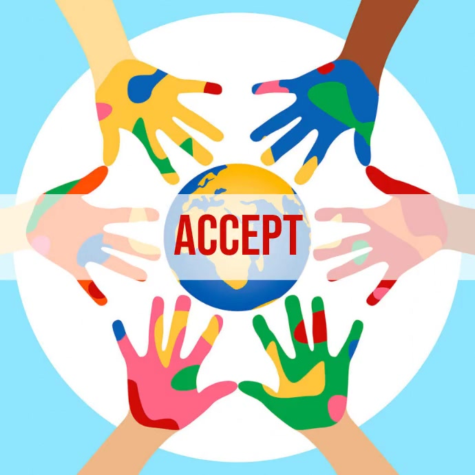 World Day for Diversity, Diversity Instagram 帖子 template