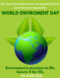 WORLD ENVIROMENT DAY