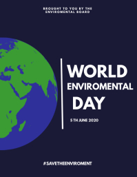 WORLD ENVIROMENTAL DAY