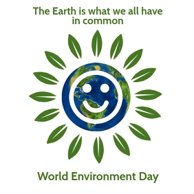 World Environment Day Template