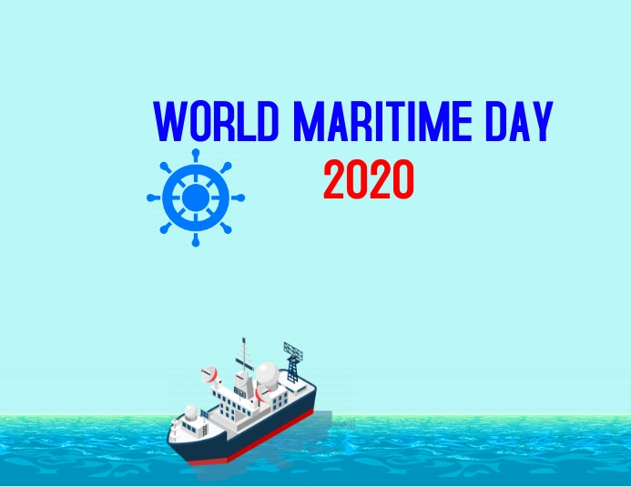WORLD MARITIME DAY 2020 Template | PosterMyWall