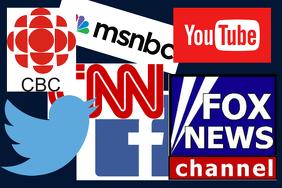World News Media Flier