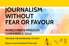World Press Freedom Conference Template