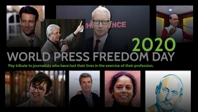 World Press Freedom Day Template