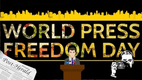 World Press Freedom Day Video Template