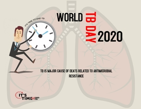 WORLD TB DAY 2020