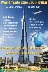World Trade Expo Flyer