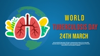 World tuberculosis day,event Blog-Kopfzeile template