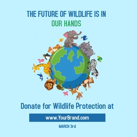 World WildLife Day March 3rd