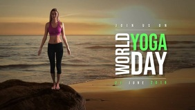 World Yoga Day Video Template