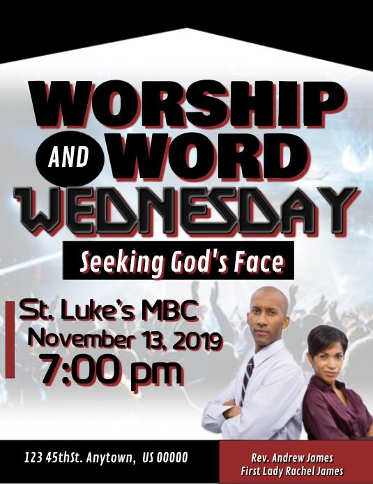 Worship and Word Wednesday