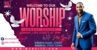 WORSHIP Ikhava Yomcimbi WeFacebook template