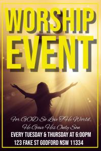 worship event