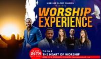 Worship Experience แท็ก template