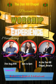 Worship Experience Template