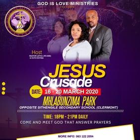 worship flyer