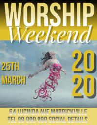 worship weekend