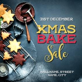 Xmas Bake Sale