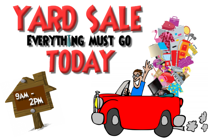 Yard Sale Poster Template  Postermywall