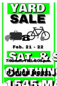 customize 200 garage sale poster templates postermywall