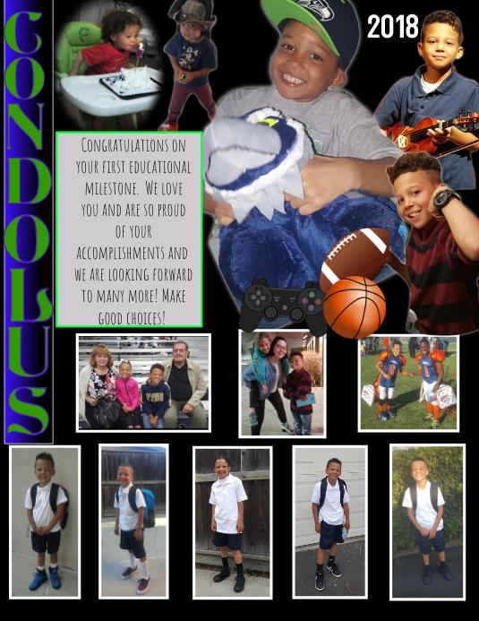 Yearbook Dedication