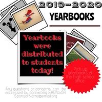 Yearbook Instagram-Beitrag template