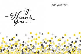 Yellow Dot Thanks