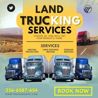 Yellow Truck Loading Services Instagram Video Iphosti le-Instagram template
