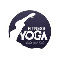 Yoga | Fitness Logo Template 徽标