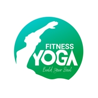 Yoga Center Logo Template Logótipo