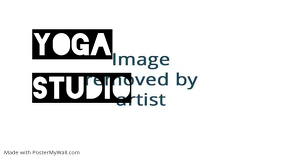 yoga studio card