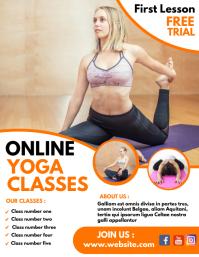 Yoga fitness online classes