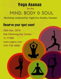 yoga Flyer (US Letter size)