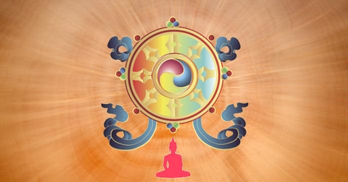 Yoga Meditation Web Banner Рекламное объявление Facebook template