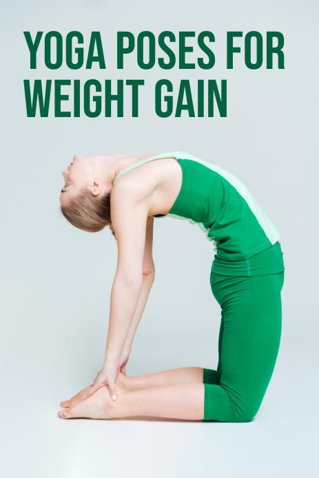 yoga pinterest graphic