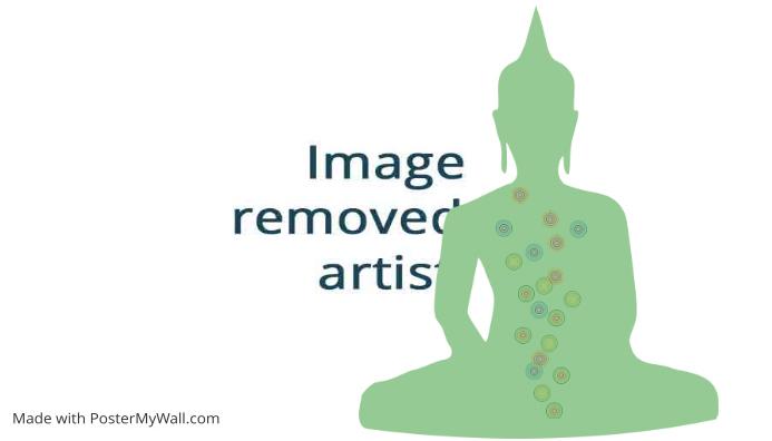 Buddha Yoga teacher business card Yoga studio card Yoga lessons flyer