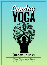 Yoga Sunday Spiritual Meditation Event