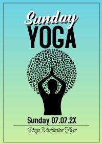 Yoga Sunday Spiritual Meditation Event