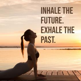 yoga template
