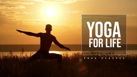 Yoga Video Template