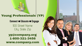 Young Professionals Business Card