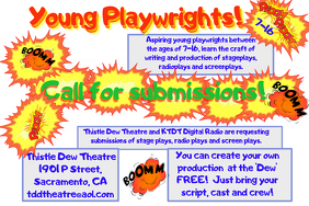 Young Writers Flyer