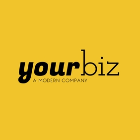 Your Business Modern Minimalist Logo