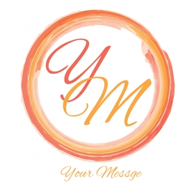 Your message logo template