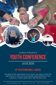 Youth Conference Flyer Template