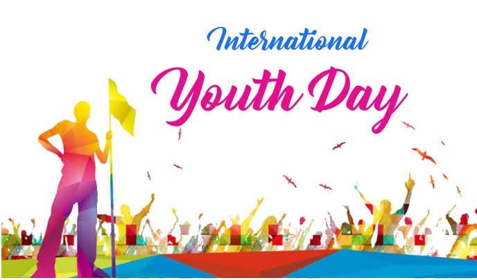 Youth day Tag template