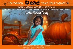 Youth Day Program Flyer