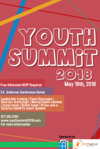 Youth Event Template