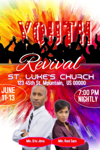 Youth Explosion Revival